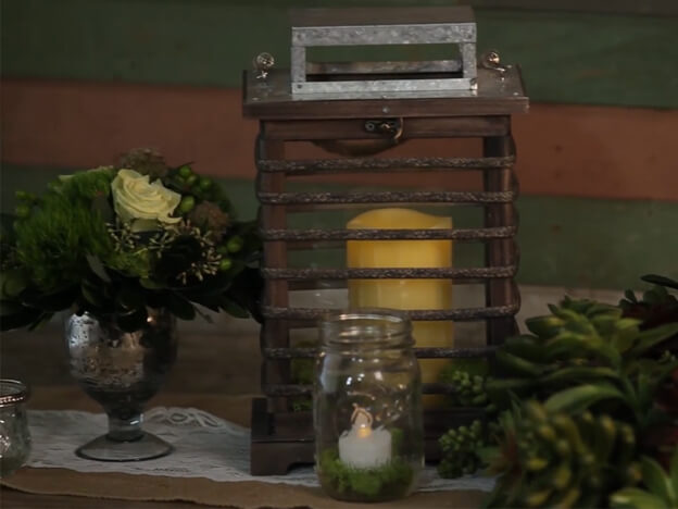 2. Video: Centerpieces for Rectangular Tables