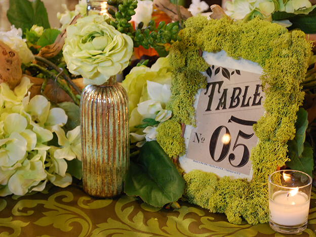 3. Video: Nature Inspired Tabletop