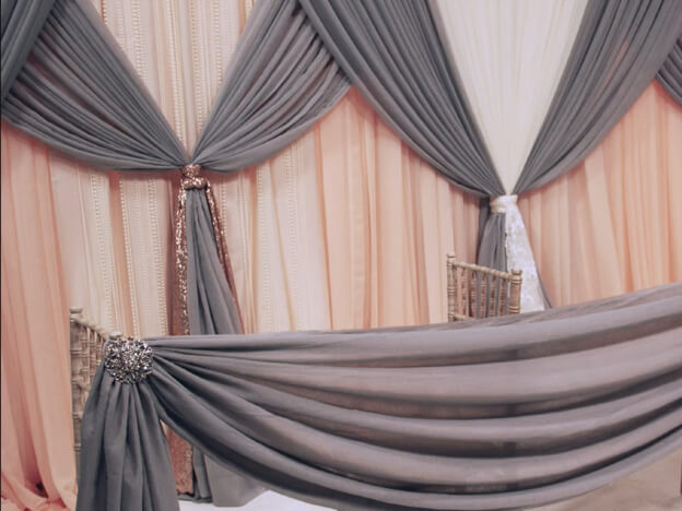 2. Video: Aisle Draping with Valance