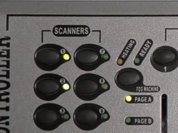 4. Video: DMX Dual Addresses