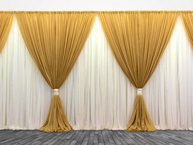 3. Video: Two Tone Curtains Deluxe