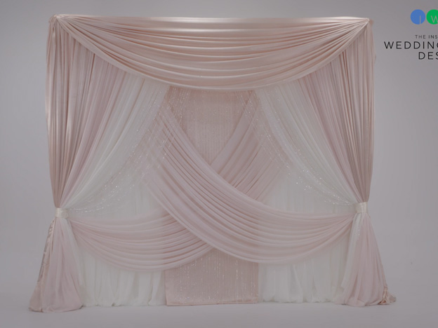 2. Video:  Custom Backdrop With Double Crossbar