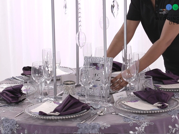 5. Video: Glitz & Glam Tabletop Design